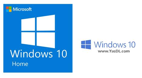 دانلود ویندوز 10؛ نسخه مخصوص گیمرها - Windows 10 Home 20H2 Build 19042.746 January 2021 x86/x64