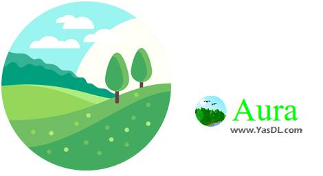 دانلود Aura 2.8.10.211 - پخش صداهای آرامشبخش طبیعت در ویندوز