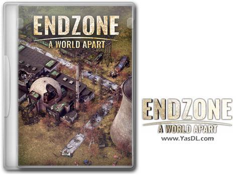 دانلود بازی Endzone A World Apart برای PC