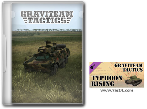 دانلود بازی Graviteam Tactics Typhoon Rising برای PC