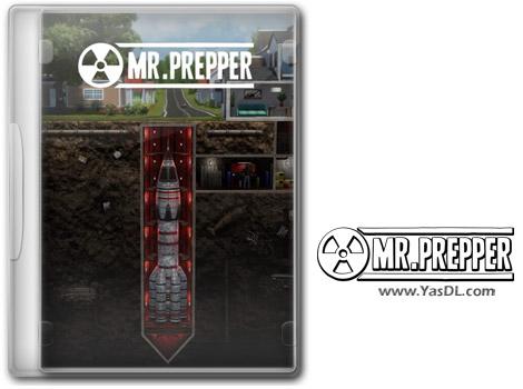 Mr Prepper.cover  - دانلود بازی Mr Prepper برای PC