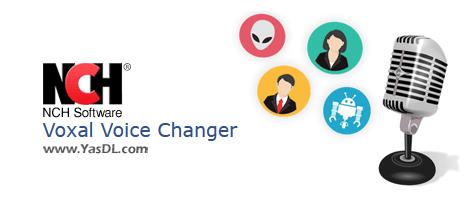 دانلود NCH Voxal Voice Changer Plus 6.07 - نرم افزار تغییر صدا برای ویندوز