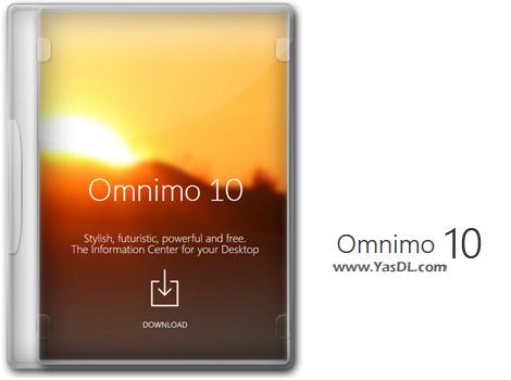 دانلود Omnimo 10.0.4 - امنیمو؛ ابزار زیباسازی دسکتاپ