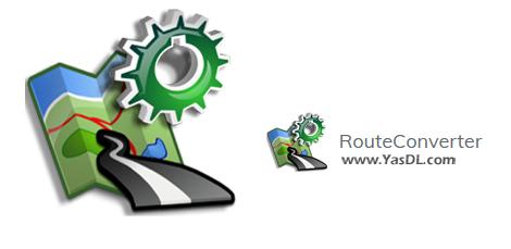 دانلود RouteConverter 2.30.145 - نرم افزار ویرایش و تبدیل جیپیاس دیتا