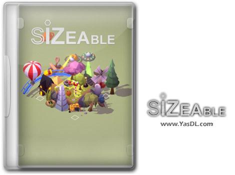 دانلود بازی Sizeable برای PC