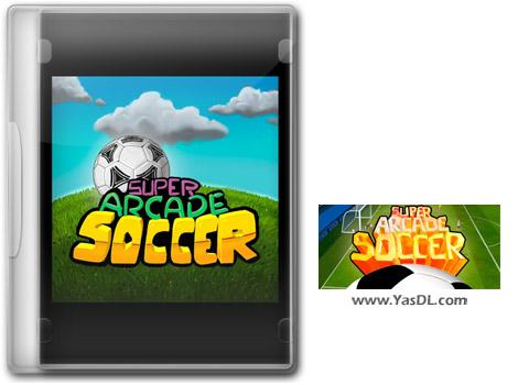 دانلود بازی Super Arcade Soccer 2021 برای PC