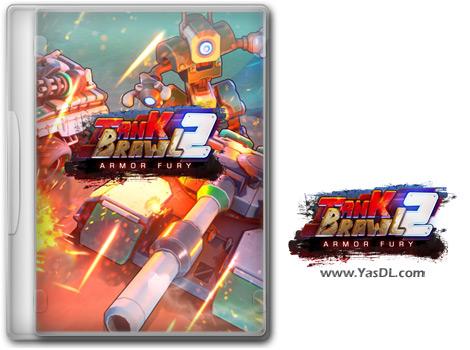 دانلود بازی Tank Brawl 2: Armor Fury برای PC