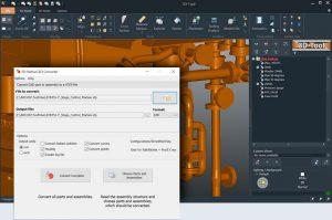 3D Tool.cover1  300x199 - دانلود 3D-Tool 15.00 x64 - نرم افزار نمایش فایلهای 2 بعدی و 3 بعدی
