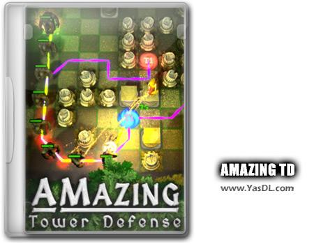 دانلود بازی AMazing TD برای PC
