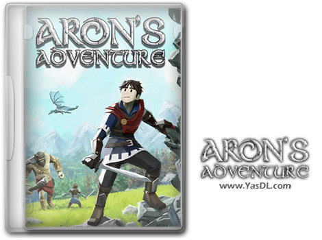 دانلود بازی Arons Adventure برای PC