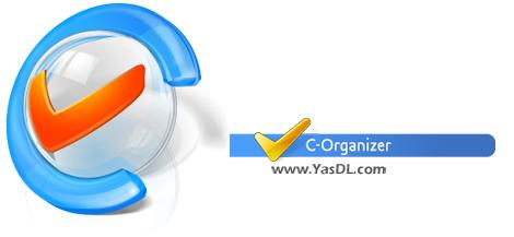 دانلود C-Organizer Professional 8.0.0 - نرم افزار مدیریت اطلاعات شخصی