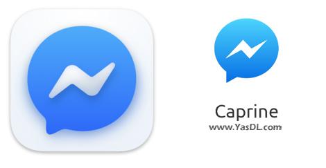 دانلود Caprine 2.52.3 - نرم افزار چت و گفتگو در شبکه فیسبوک