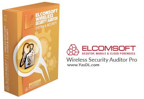 دانلود Elcomsoft Wireless Security Auditor Pro 7.40.821 - نظارت و بهبود امنیت شبکههای وایرلس
