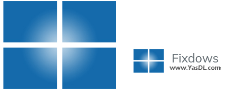 دانلود Fixdows 1.1.2 - نرم افزار رفع ایرادات مرتبط با Windows Update/Windows Store