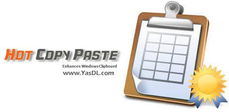 دانلود Hot Copy Paste 9.3.0 - ابزار کپی / پیست حرفهای متن و عکس