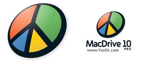 دانلود Mediafour MacDrive Pro 10.5.7.6 x64 - دسترسی به درایو مک در ویندوز
