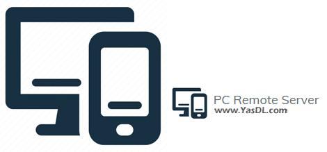 دانلود PC Remote Server 3.51 - برقراری ارتباط ریموت به کامپیوتر و کنترل آن
