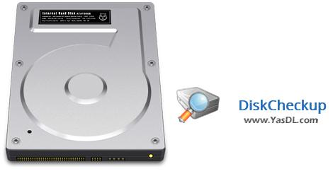 دانلود PassMark DiskCheckup 3.5 Build 1000 - نرم افزار دیسک چکاپ