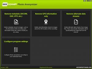 Photo Anonymizer.cover1  300x225 - دانلود ASCOMP Photo Anonymizer 1.0 - نرم افزار حذف کردن تگ و اطلاعات تصاویر