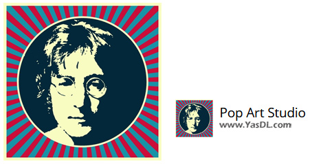 دانلود Pop Art Studio 10.0 Batch Edition - ساخت تصاویر با افکت پاپ آرت