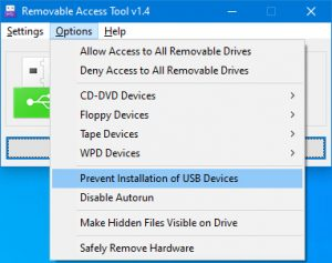 Ratool.cover2  300x237 - دانلود Ratool 1.4 (Removable Access tool) - نرم افزار کنترل دسترسی حافظههای USB