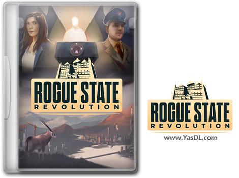 دانلود بازی Rogue State Revolution The Urban Renewal برای PC