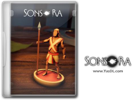 دانلود بازی Sons of Ra برای PC