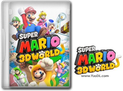 دانلود بازی Super Mario 3D World + Bowser's Fury – v1.1.0 + Yuzu Emu for PC برای PC