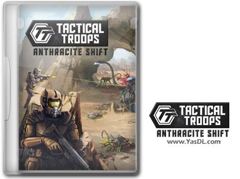دانلود بازی Tactical Troops Anthracite Shift برای PC