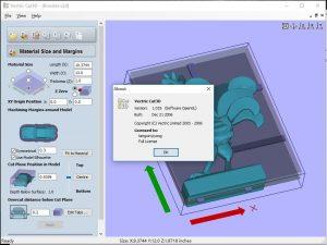 Vectric Cut3D.cover1  300x225 - دانلود Vectric Cut3D 1.110 - نرم افزار ماشین کاری CNC مدلهای سه بعدی