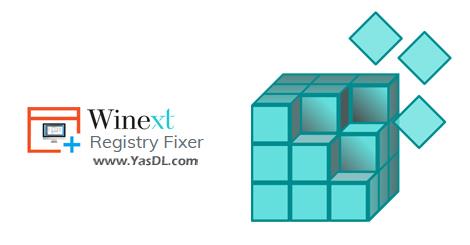 دانلود WinExt Registry Fixer 1.0 Build 001 - نرم افزار بهینهسازی و ترمیم رجیستری ویندوز