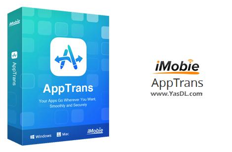 دانلود iMobie AppTrans Pro 2.0.0.20210406 - نرم افزار انتقال دادن اپ و دیتا بین گوشیهای اندروید