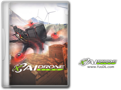 دانلود بازی AI Drone Simulator برای PC