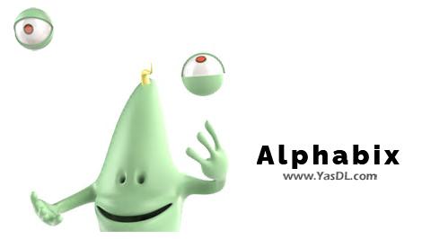 دانلود Alphabix 4.0.0.4 - نرم افزار ساخت فونتهای رنگی