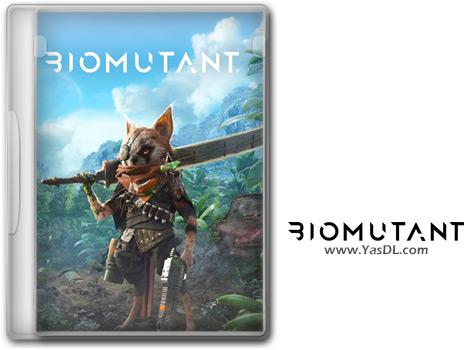 دانلود بازی BIOMUTANT برای PC