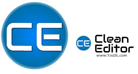 دانلود Clean Editor 1.0.1 - نرم افزار رایگان و متن باز در زمینه ویرایش متن