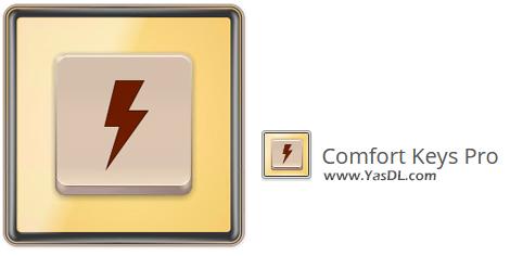 دانلود Comfort Keys Pro 9.3 - نرم افزار ساخت کلیدهای ترکیبی (میانبر)