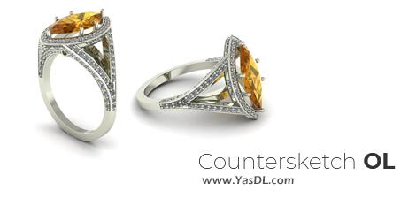 دانلود Countersketch OL 8.1.19323.1002 - نرم افزار طراحی 3 بعدی جواهرات