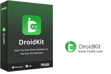 دانلود DroidKit 1.0.0.20210528 - بازیابی دادهها و رفع ایرادات گوشی های اندروید