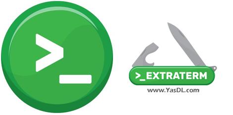 دانلود Extraterm 0.59.2 - ابزار خط فرمان جایگزین برای ویندوز