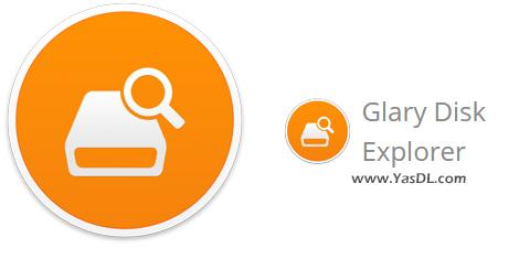 دانلود Glary Disk Explorer 5.27.1.67 - نرم افزار دیسک اکسپلورر؛ نظارت بر فایلها و فولدرها