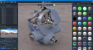 Light Tracer Render.cover1  300x163 - دانلود Light Tracer Render 1.9.1 - نرم افزار رندر حرفهای و آسان 3 بعدی