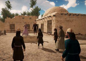 NameBastan3 300x212 - دانلود بازی نامه باستان - بازی رایانهای ایرانی   روایتگر پهلوان و پهلوانی در ایران باستان