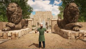 NameBastan4 300x171 - دانلود بازی نامه باستان - بازی رایانهای ایرانی   روایتگر پهلوان و پهلوانی در ایران باستان