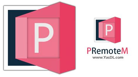 دانلود PRemoteM 0.5.10.2 - مدیریت و برقراری ارتباط چندگانه ریموت