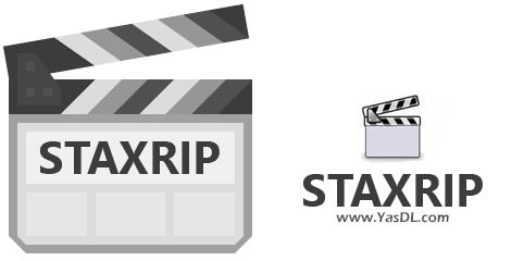 دانلود StaxRip 2.5.0 - مبدل حرفهای صوتی و تصویری برای ویندوز