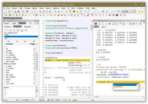 Tinn R.cover2  300x212 - دانلود Tinn-R 8.01.03.03 + Portable - محیط توسعه قدرتمند زبان برنامهنویسی آر