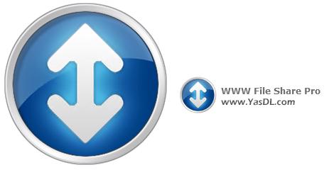 دانلود WWW File Share Pro 7.0 - نرم افزار بهاشتراکگذاری فایل در شبکه