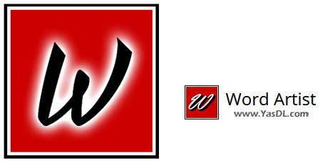 دانلود Word Artist 4.0 + Portable - نرم افزار طراحی گرافیکی متن