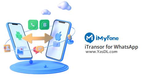 دانلود iMyFone iTransor for WhatsApp 4.1.0.8 - کپی و انتقال چتهای واتس اپ به کامپیوتر